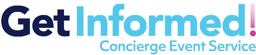 Get Informed! Concierge Event Service